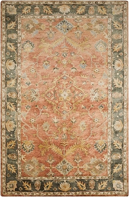 Surya RELIC RLC3007-810 Hand Tufted Rug, 8' x 10' Rectangle