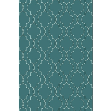 Surya Seabrook SBK9012-23 Hand Woven Rug, 2' x 3' Rectangle