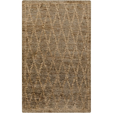 Surya Scarborough SCR5136-811 Hand Knotted Rug, 8' x 11' Rectangle