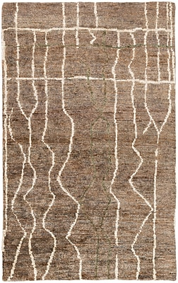 Surya Scarborough SCR5140-3353 Hand Knotted Rug, 3'3