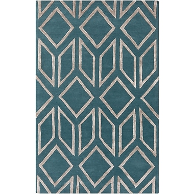 Surya SKYLINE SKL2000-810 Hand Tufted Rug, 8' x 10' Rectangle