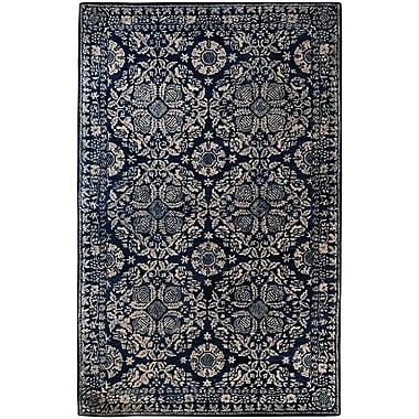 Surya Smithsonian SMI2112-811 Hand Tufted Rug, 8' x 11' Rectangle