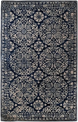 Surya Smithsonian SMI2112-58 Hand Tufted Rug, 5' x 8' Rectangle