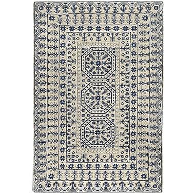 Surya Smithsonian SMI2113-811 Hand Tufted Rug, 8' x 11' Rectangle