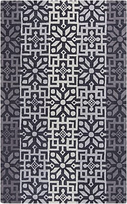 Surya Smithsonian SMI2149-811 Hand Tufted Rug, 8' x 11' Rectangle