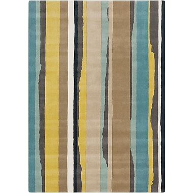 Surya Sanderson SND4502-58 Hand Tufted Rug, 5' x 8' Rectangle