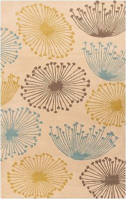 Surya Sanderson SND4512-23 Hand Tufted Rug, 2' x 3' Rectangle