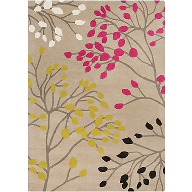 Surya Sanderson SND4529-811 Hand Tufted Rug, 8' x 11' Rectangle