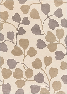 Surya Sanderson SND4530-58 Hand Tufted Rug, 5' x 8' Rectangle
