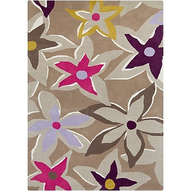 Surya Sanderson SND4535-23 Hand Tufted Rug, 2' x 3' Rectangle
