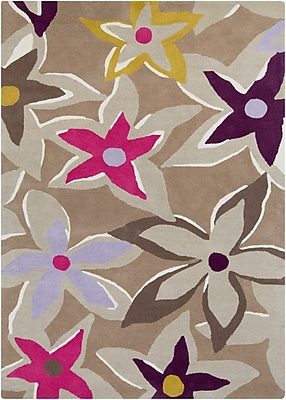 Surya Sanderson SND4535-811 Hand Tufted Rug, 8' x 11' Rectangle