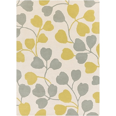 Surya Sanderson SND4536-23 Hand Tufted Rug, 2' x 3' Rectangle