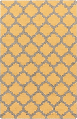 Surya Storm SOM7752-23 Hand Hooked Rug, 2' x 3' Rectangle