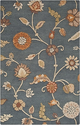 Surya Sprout SRT2008-23 Hand Tufted Rug, 2' x 3' Rectangle