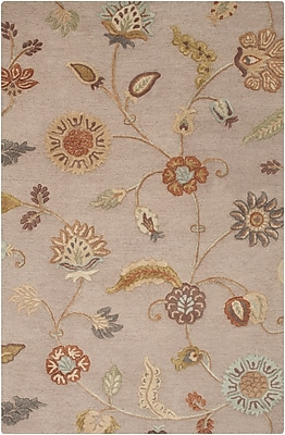 Surya Sprout SRT2009-811 Hand Tufted Rug, 8' x 11' Rectangle