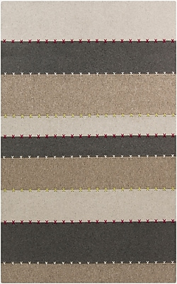 Surya Thread THR2000-3353 Hand Crafted Rug, 3'3