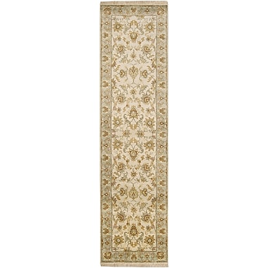 Surya Timeless TIM7913-2610 Hand Knotted Rug, 2'6