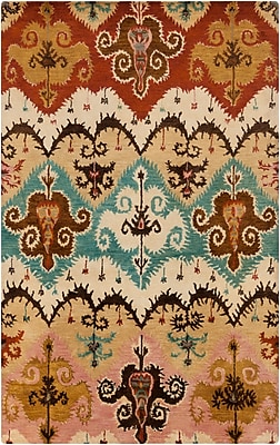 Surya TINLEY TIN4004-811 Hand Tufted Rug, 8' x 11' Rectangle