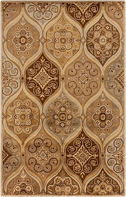 Surya TINLEY TIN4007-811 Hand Tufted Rug, 8' x 11' Rectangle
