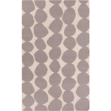 Surya Lotta Jansdotter Textila TXT3009-811 Hand Woven Rug, 8' x 11' Rectangle