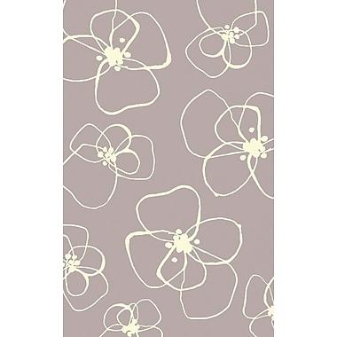 Surya Lotta Jansdotter Textila TXT3014-58 Hand Woven Rug, 5' x 8' Rectangle
