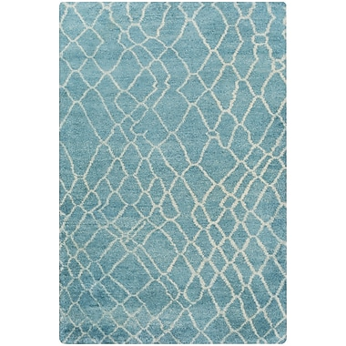 Surya Utopia UTP9000-23 Hand Knotted Rug, 2' x 3' Rectangle