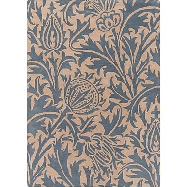 Surya William Morris William Morris WLM3008-58 Hand Tufted Rug, 5' x 8' Rectangle