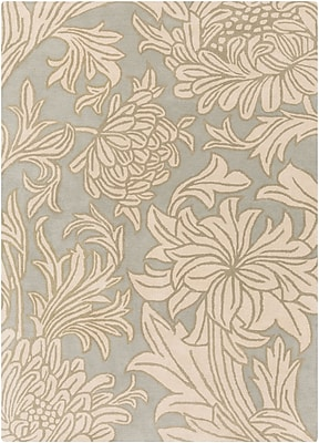 Surya William Morris William Morris WLM3009-3353 Hand Tufted Rug, 3'3