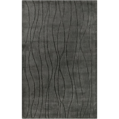 Surya Wave WVE1005-58 Hand Loomed Rug, 5' x 8' Rectangle