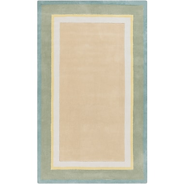 Surya Young Life YGL7001-811 Hand Tufted Rug, 8' x 11' Rectangle