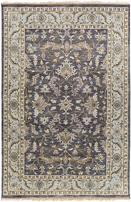 Surya Zeus ZEU7825-23 Hand Knotted Rug, 2' x 3' Rectangle