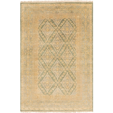 Surya Zeus ZEU7826-23 Hand Knotted Rug, 2' x 3' Rectangle