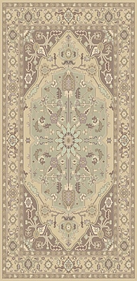 Surya Zeus ZEU7827-23 Hand Knotted Rug, 2' x 3' Rectangle