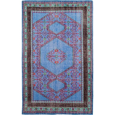 Surya Zahra ZHA4002-811 Hand Knotted Rug, 8' x 11' Rectangle