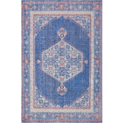"Surya Zahra ZHA4003-3656 Hand Knotted Rug, 3'6"" x 5'6"" Rectangle"