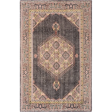 Surya Zahra ZHA4004-23 Hand Knotted Rug, 2' x 3' Rectangle