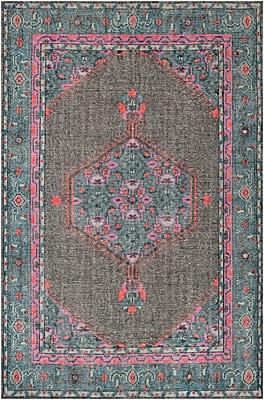 Surya Zahra ZHA4006-811 Hand Knotted Rug, 8' x 11' Rectangle