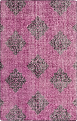Surya Zahra ZHA4022-23 Hand Knotted Rug, 2' x 3' Rectangle