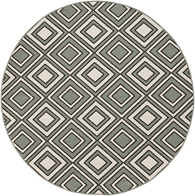 Surya Alfresco ALF9595-89RD Machine Made Rug, 8'9