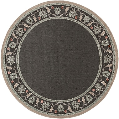 Surya Alfresco ALF9596-53RD Machine Made Rug, 5'3
