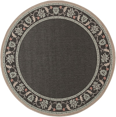 Surya Alfresco ALF9596-89RD Machine Made Rug, 8'9