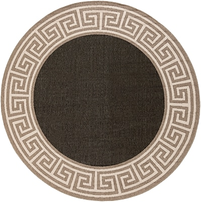 Surya Alfresco ALF9626-89RD Machine Made Rug, 8'9