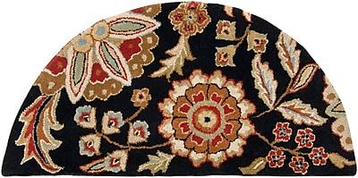Surya Athena ATH5017-24HM-HM Hand Tufted Rug, 2' x 4' Rectangle