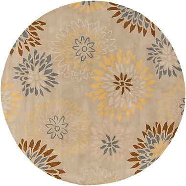 Surya Athena ATH5106-8RD Hand Tufted Rug, 8' Round