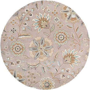 Surya Athena ATH5127-4RD Hand Tufted Rug, 4' Round