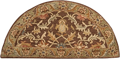 Surya Caesar CAE1009-24HM-HM Hand Tufted Rug, 2' x 4' Rectangle