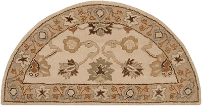 Surya Caesar CAE1010-24HM-HM Hand Tufted Rug, 2' x 4' Rectangle