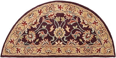 Surya Caesar CAE1024-24HM-HM Hand Tufted Rug, 2' x 4' Rectangle