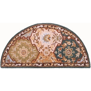 Surya Caesar CAE1032-24HM-HM Hand Tufted Rug, 2' x 4' Rectangle