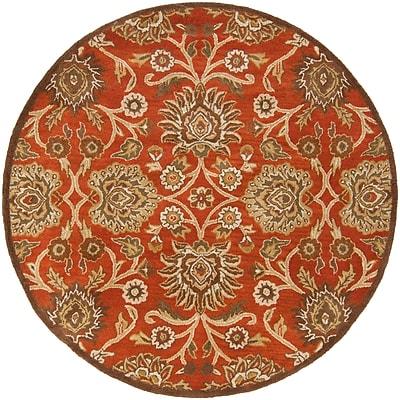 Surya Caesar CAE1062-99RD Hand Tufted Rug, 9'9